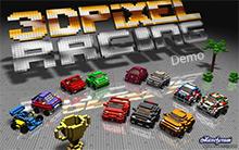 3D Pixel Racing Demo