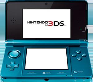 Nintendo 3DS Blue (300px)