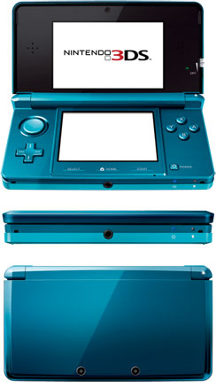 Nintendo 3DS at E3