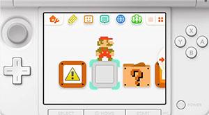 New Themes for Nintendo 3DS HOME Menu - Mario