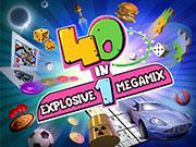 40-in-1 Explosive Megamix