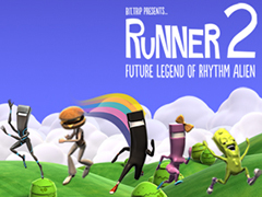 BIT.TRIP Presents…Runner2: Future Legend of Rhythm Alien (Sale)