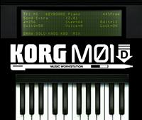 KORG M01D