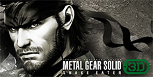METAL GEAR SOLID® Snake Eater 3D