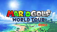 Mario Golf: World Tour demo