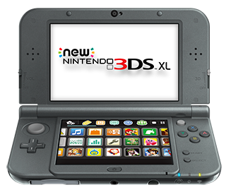 New Nintendo 3DS XL system