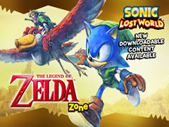 New DLC Available for Sonic Lost World™