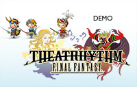 THEATRHYTHM ™ FINAL FANTASY® (demo version)