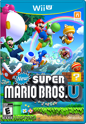 New Super Mario Bros.™ U