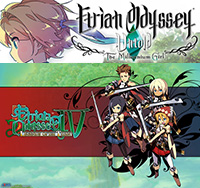 Atlus sale: Etrian Odyssey™ Untold: The Millennium Girl and Etrian Odyssey™ IV: Legends of the Titan are on sale in the Nintendo eShop
