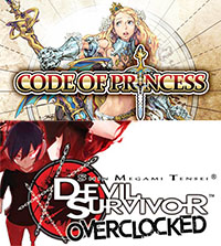 ATLUS sale includes Code of Princess and Shin Megami Tensei: Devil Survivor Overclocked