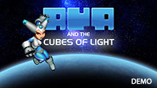 Aya and the Cubes of Light demo