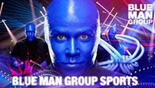 Blue Man Group Sports