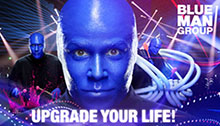 Blue Man Group, 'Upgrade Your Life'