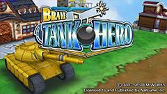 Brave Tank Hero - Wii U