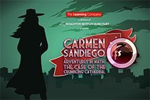 Carmen Sandiego Adventures in Math: The Case of the Crumbling Cathedral