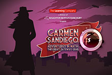 Carmen Sandiego Adventures in Math: The Great Gateway Grab