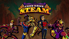 Code Name: S.T.E.A.M. – Medal March Tournament