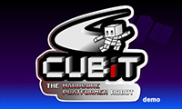 Cubit the Hardcore Platformer Robot - Demo Version