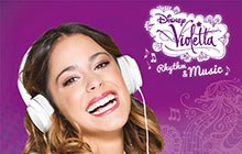 Disney Violetta: Rhythm and Music