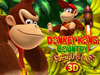 Donkey Kong Country™ Returns 3D