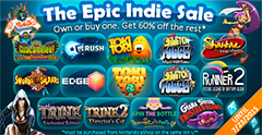 The Epic Indie Sale