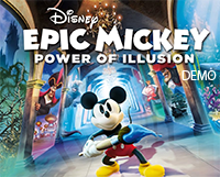 Disney Epic Mickey: Power of Illusion (Demo Version)
