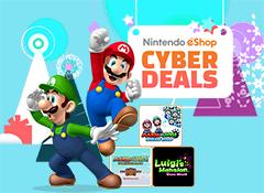 eShop Cyber Deals