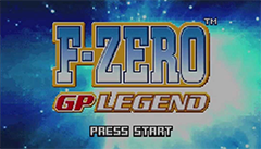 F-Zero – GP Legend