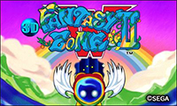 3D Fantasy Zone II W