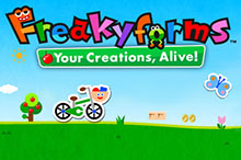 Freakyforms™: Your Creations, Alive!