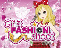 Girls' Fashion Shoot