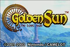Golden Sun: The Lost Age