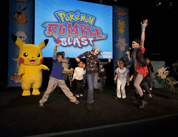 Pokémon Gaming Lounge in New York City