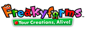 Freakyforms™: Your Creations, Alive