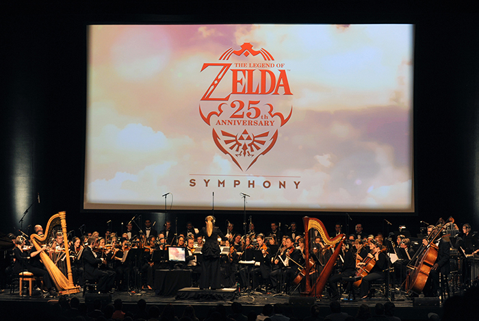 The Legend of Zelda 25th Anniversary Symphony Concert in Los Angeles