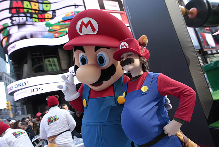 Super Mario 3D Land Launch Event 04