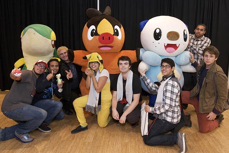 Pokémon Black Version 2 and White Version 2 Launch Event 3