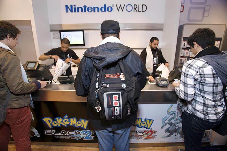 Pokémon Black Version 2 and White Version 2 Launch Event 2