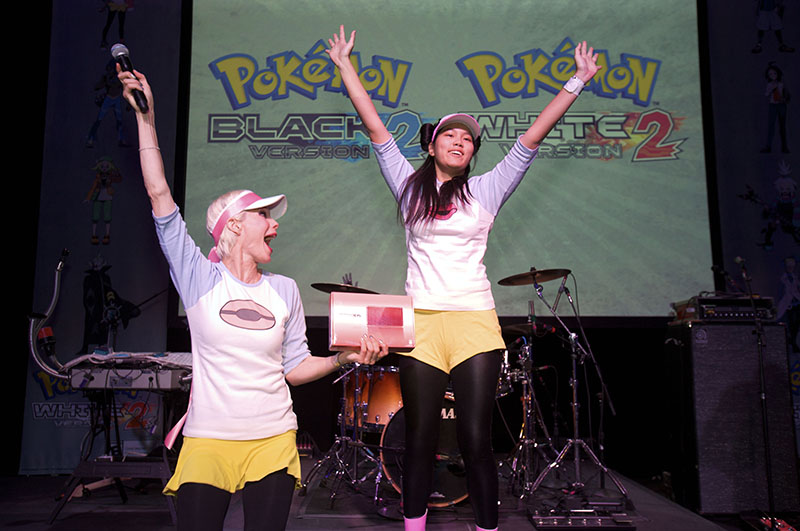 Photos From Pokémon Black 2/White 2 Launch Event at New York Comic Con, Oct. 13, 2012
