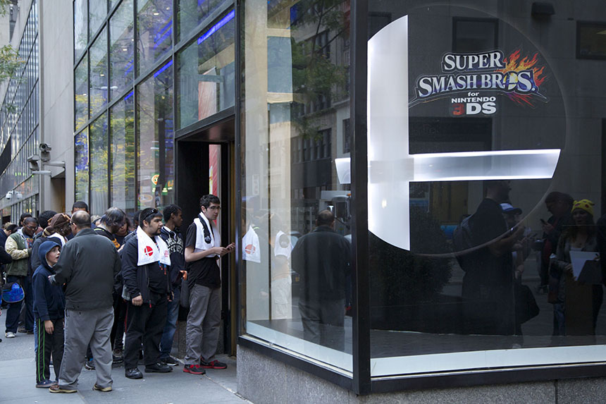 Super Smash Bros. for Nintendo 3DS National Open Tournament