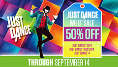 Just Dance® Game Sale