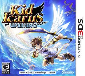 Kid Icarus™: Uprising box art