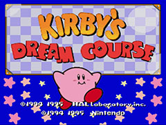 Kirby's Dream Course™