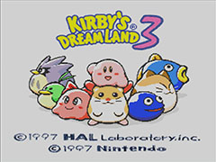 Kirby's Dream Land™ 3