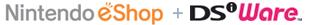 Nintendo eShop and Nintendo DSiWare™ Logo
