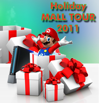 Holiday Mall Tour 2011 promo