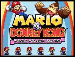 Mario vs. Donkey Kong™: Minis March Again!