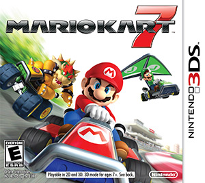 Mario Kart™ 7 box art