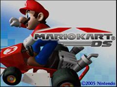 Mario Kart DS Wii U VC